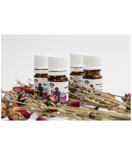 Patchouli (Organic Fragrance Oil)